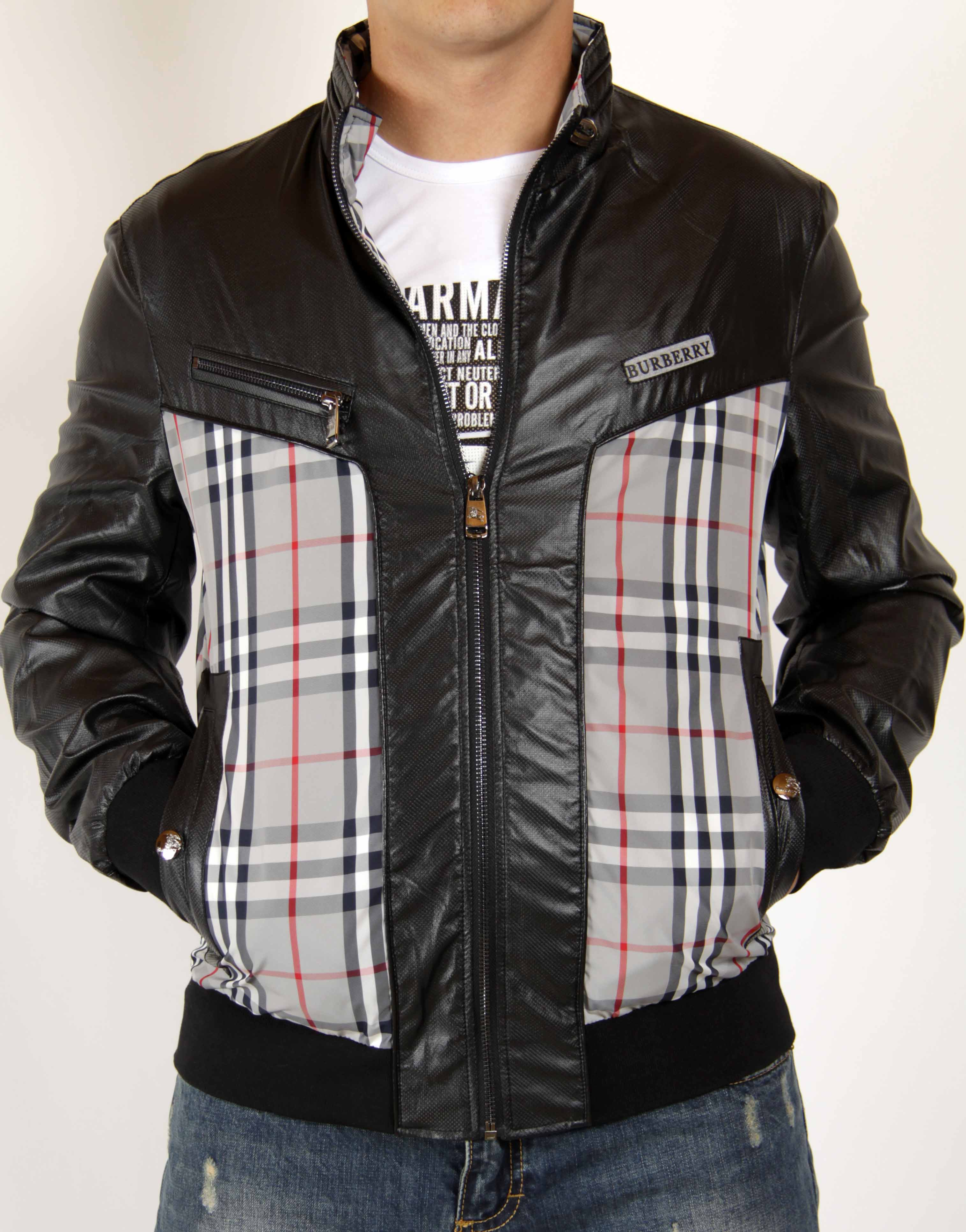 куртка мужская Burberry светлая - Интернет магазин одежды в Москве ... 49df606f283