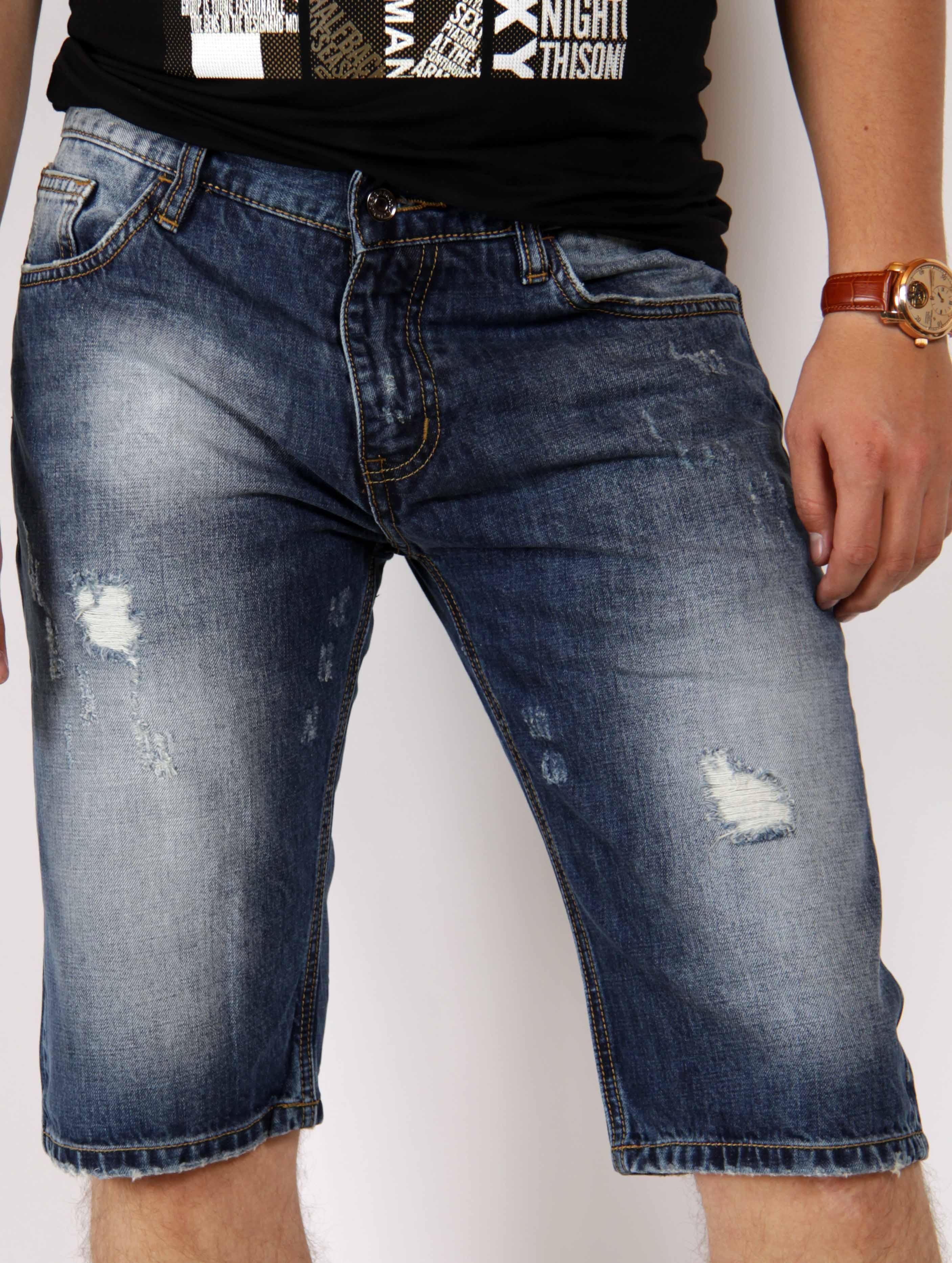 50 Идей, как из джинс сделать модные шорты Пошаговые фото 83